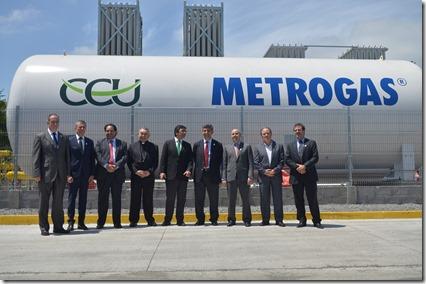 Metrogas - CCU 2