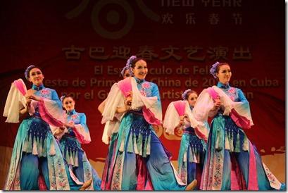 Agrupación de Artistas de Henan 3