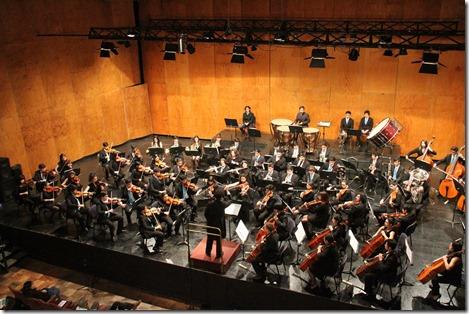 Osem en teatro Municipal de Ñuñoa