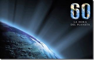 FOTO hora del planeta
