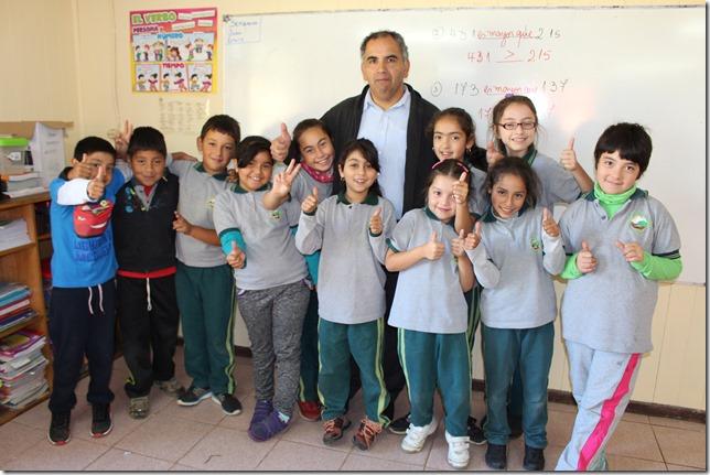 Villarrica se mueve por la educación