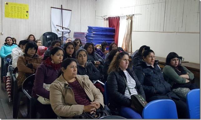 FOTO taller derechos laborales mujer 2