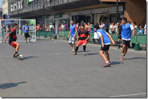 Fútbol Calle