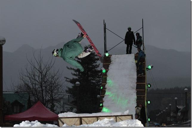 FOTO snow fest pucón 3