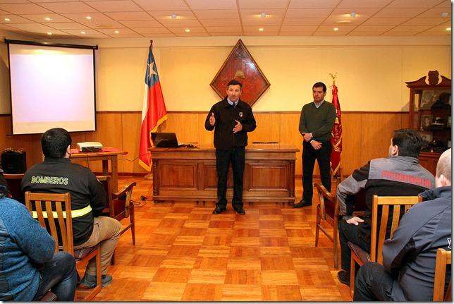 Santiago Rodriguez - Colegio Periodistas