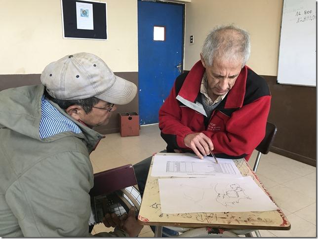 Cierre de etapa de diseño de caminos en Casa Piedra y Danguil (1)