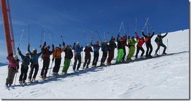 FOTO homologación ski montaña 1