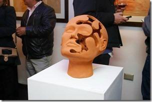 Escultura Franco Varas