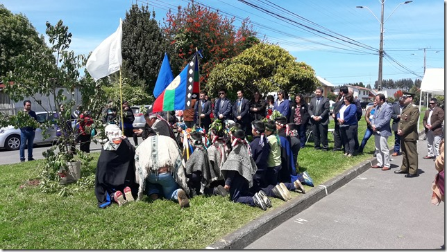 Rogativa Mapuche