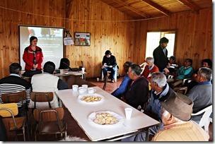 Reunion de Participación Ciudadana avance de consultoría de diseño 1