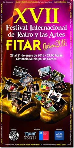 Afiche Fitar 2018
