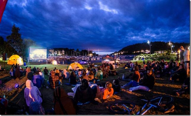 Pucón será el primer lugar en recibir la gira veraniega del Mountain Film Festival