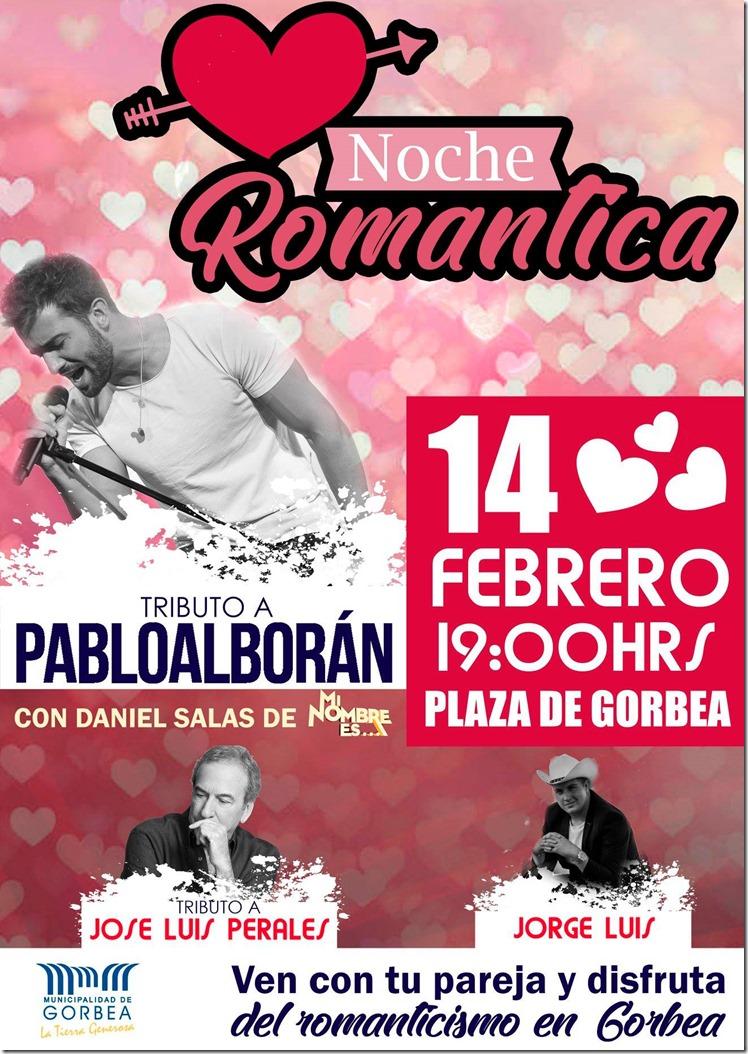 Afiche 14 de febrero