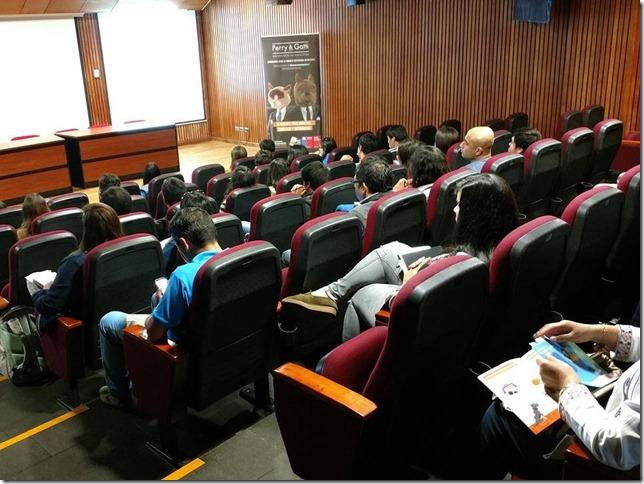 FOTO primer seminario tenencia responsable 2