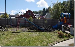 Municipalidad realiza trabajos de drenaje en plazoleta de Villa Italia (1)