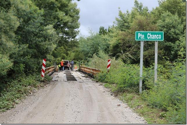 Vialidad ejecuta trabajos de conservación de caminos en las comunas de Lumaco, Los Sauces y Purén  (3)