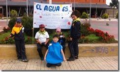 Comunidad educativa de la Escuela Municipal Valentín Leteleir (1)
