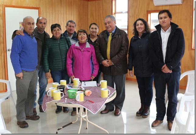 FOTO reunión villa las araucarias 1