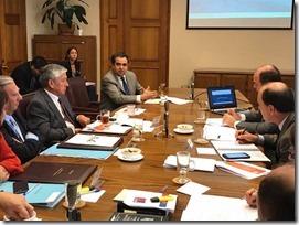 Primera sesión Comisión Vivienda Senado (1)