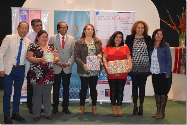 Programa Más Capaz, Mujer Emprendedora  (3)