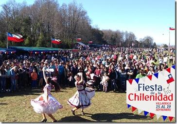 Fiesta de la Chilenidad en Villarrica (2)