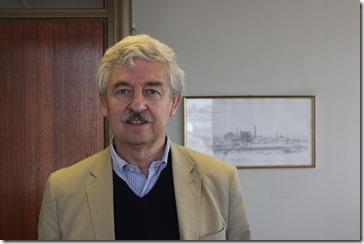ROBERT WORNER  PRESIDENTE DIRECTORIO WTE ARAUCANIA
