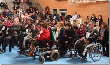 Inaugurado XIX Encuentro Nacional de Consejos Comunales de la Discapacidad (3)