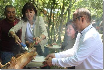 Autoridades lanzan Temporada de Turismo Rural en Villarrica  (2)