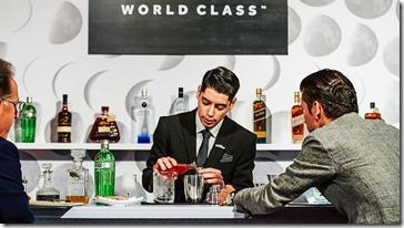 World Class 2019 bebidas de mezcla