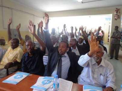barlamaanka Somalia
