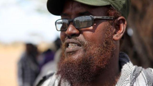 Ahmed Madobe Madaxweynaha Maamul goboleedka Jubba land photo file