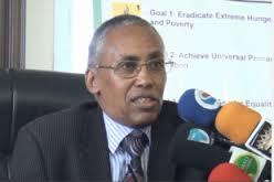 Dr. Sacad Cali Shire wasiirka Arrimaha Dibadda Somaliland