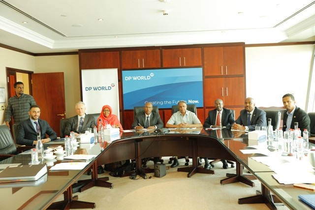 Somaliland Government and DP World signed the Final Agreement Dubai government-backed