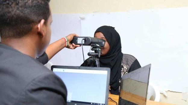 Diiwaangelintii tiro-koobka shaqaalaha dawladda Somaliland
