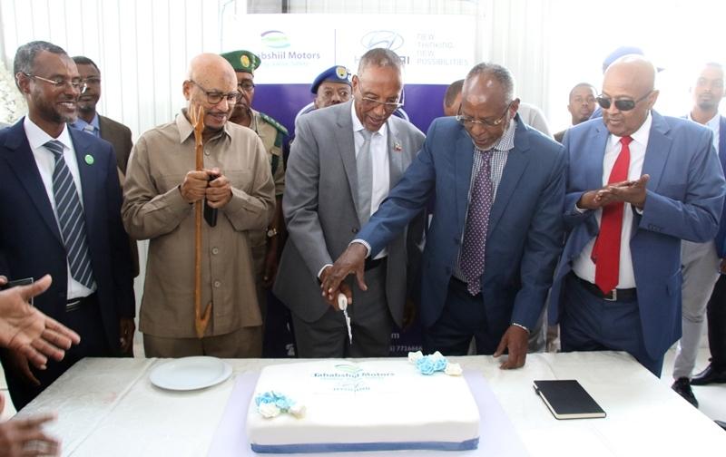 Hyundai Enters Somaliland Markets in Style Through a