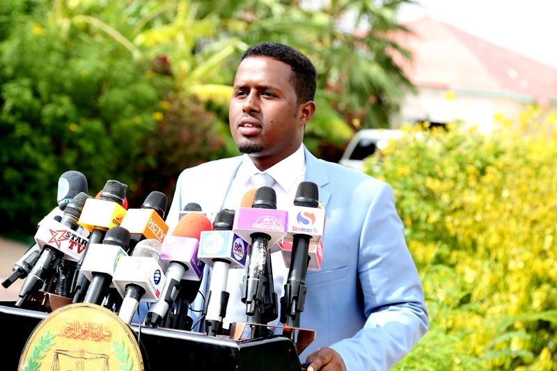 Af-hayeenka Madaxweynaha Somaliland Maxamuud Warsame Jaamac Cali