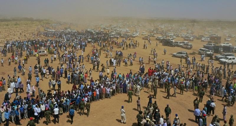 Aaska Taliyihii Booliska Somaliland 2 Nov 2019,Hargeysa.
