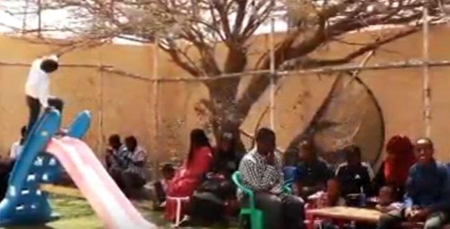 Dugsiga Caruurta baahiyaha gaarka ah qaba ee aan awoodin inay hadlaan (Hargeisa Children Learining Cente).Araweelo News Network 11March  2020.
