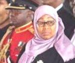 Madaxweynaha Dalka Tanzania, Samia Suluhu Hassan Image Araweelo News Network 6 April 2021.