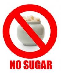 قلل السكر