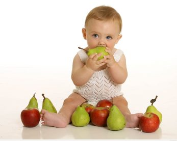 تغذية الاطفال