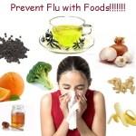 أغذية للتخفيف من أعراض الرشح و أمراض الشتاء