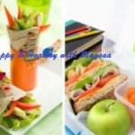 نصائح صحية غذائية في اعداد صندوق طعام أطفالنا 2