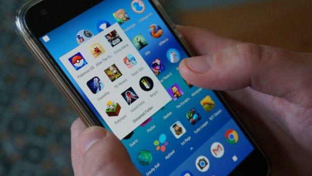 ألعاب الهواتف الذكية الجوال