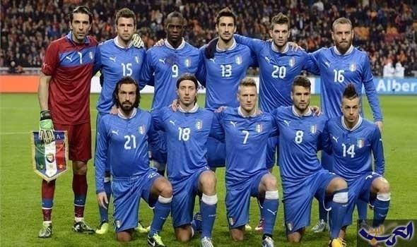 إيطاليا في مهمة انتحارية أمام منتخب السويد لبلوغ مونديال روسيا