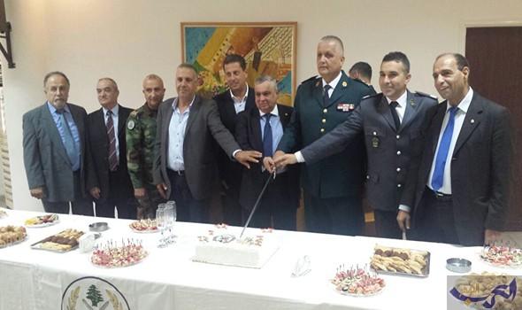 حركة لبنان الشباب اطلقت سباق الركض السنوي برعاية قائد الجيش