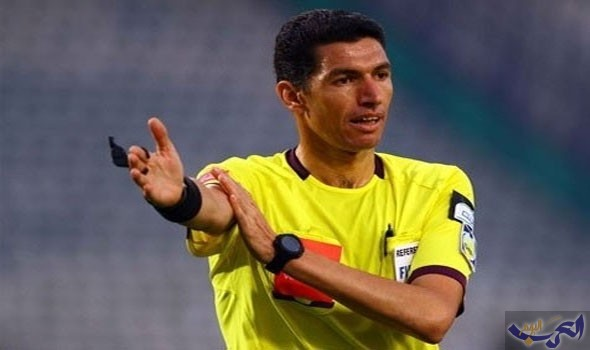 جهاد جريشة يؤكّد اختياره ضمن قائمة حكام كأس العالم 2018