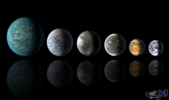 العلماء والمختصين يرصدون كوكبًا يشبه الأرض