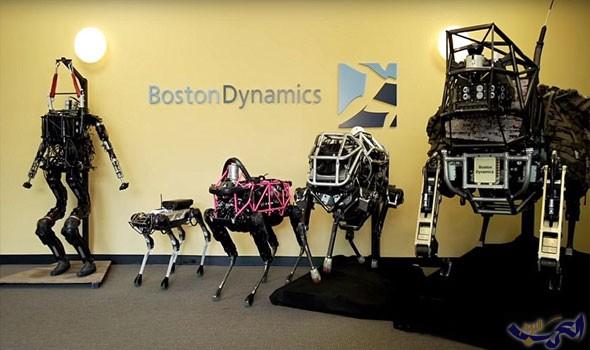 بوسطن دينامكس تكشف عن الروبوت المرعب أطلس
