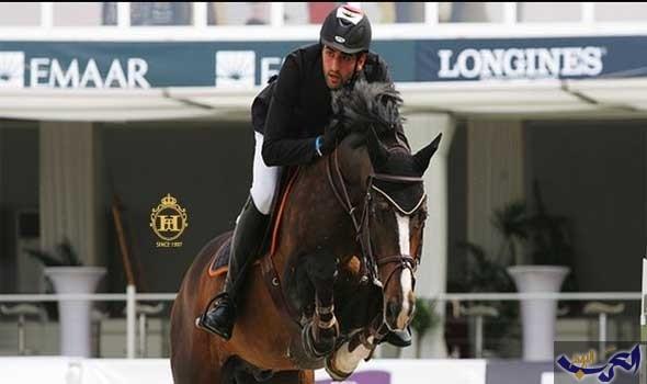 انطلاق بطولة qnb قطر لقفز الحواجز